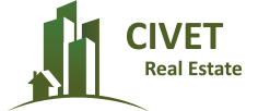 Civet Real Estate Logo